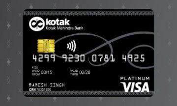 Credit Cards For Nri Customers By Kotak Mahindra Bank