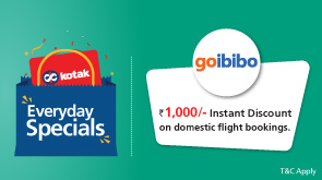 Goibibo Flight Coupons & Offers