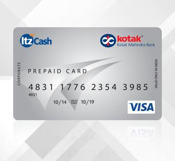 Kotak Prepaid Travel Card Login